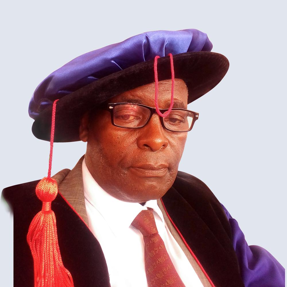 Prof. JWF Muwanga-Zake. PhD